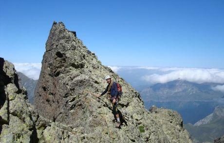 Vira de l'Embarradère al Midi d'Ossau (2.884m)