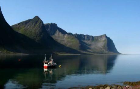 Pedaleando por Noruega…