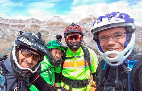 Cicloalpinismo: pico Bacún Norte